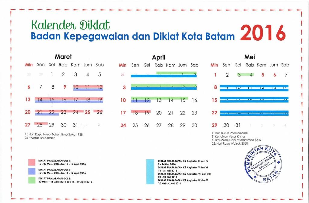 Kalender Pendidikan 2017 Batam Pelaksanaan Usbn Di Sman 17 Batam Sman 17 Batam Kalender